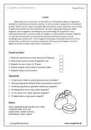 czytanie ze zrozumieniem angielski matura pdf