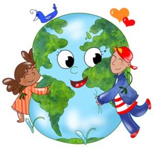 Dbamy O Naszą Planetę Superkid