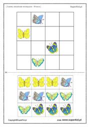 Sudoku Tematyczne Wiosna Superkid