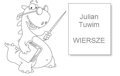 ćwiczenia Wiersze Juliana Tuwima Kl1 3 Superkid