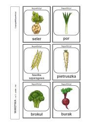 Obrazki Do Wydruku Warzywa Superkid