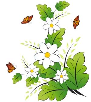 Znalezione obrazy dla zapytania wiosna clipart