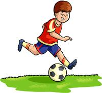 Znalezione obrazy dla zapytania boisko do piłki nożnej kolorowanka