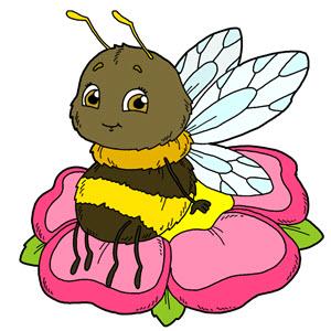 Zwierzę Miesiąca Pszczoła Superkid