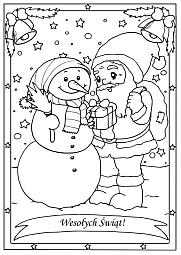 kartka świąteczna nr 4