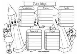 Plany Lekcji Superkid