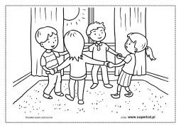 Kolorowanki W Przedszkolu Superkid